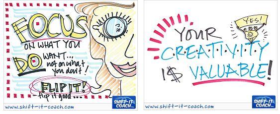Christina Merkley's Visual Postcards