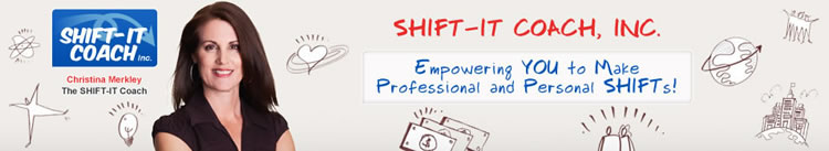 SHIFT-IT Coach Newsletter Header