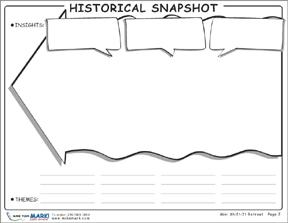 historical snapshot