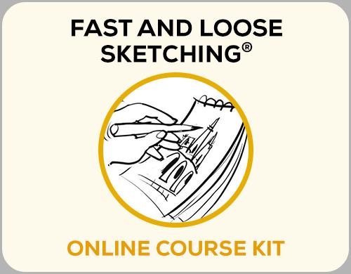 Fast & Loose Sketching®