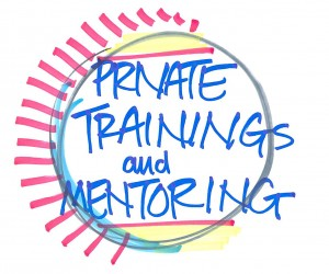 private visual faciliation trainng