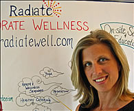 Lisa Edwards Corporate Wellness Consultant