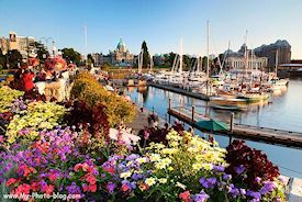 Beautiful Victoria, British Columbia, Canada