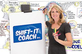 Christina Merkley - The SHIFT-IT Coach