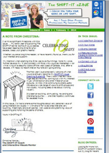 graphic facilitation ezine newsletter