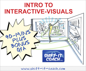 graphic facilitation introduction to interactive visuals