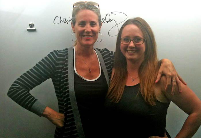 Partners in Video: Christina Merkley and Sarah Moyle