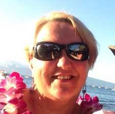 Geri Briggs-Simpson Community Services Supervisor & Graphic Recorder/Facilitator
