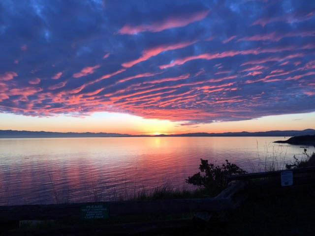 An OMG Sunset