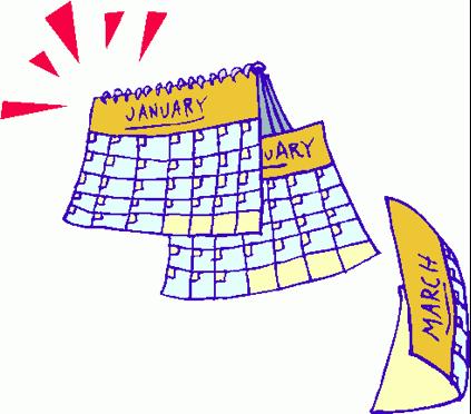 Process Facilitation calendar