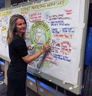 Christina's Graphic Recording Demo
