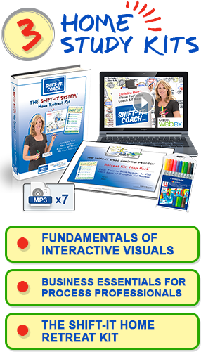 Graphic Facilitation Home Study Kits