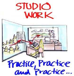 studiowork