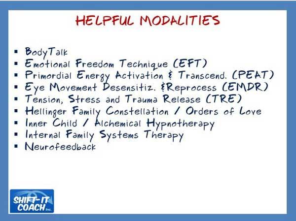 helpfulmodalities