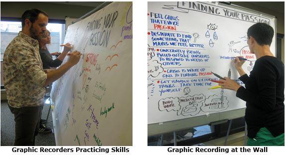 2graphic-recorders-practicing