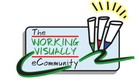 working visually logo