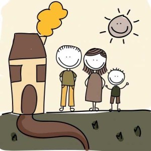 family-home-clipart