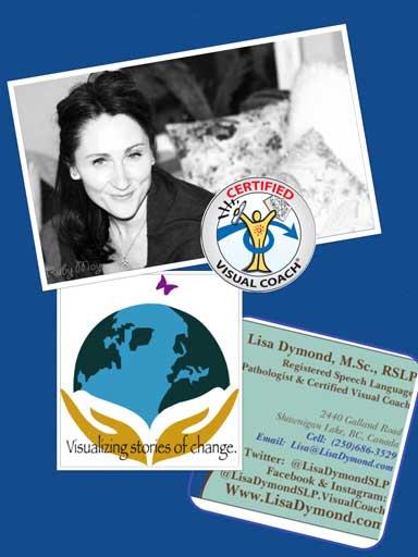 Lisa Dymond, Speech Pathologist and Certified Visual Coach