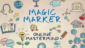 Magic Marker Online Mastermind, Advanced Visual Skills Mastermind group