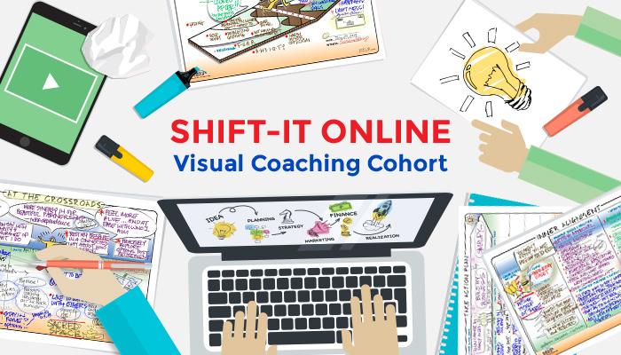 Visual Coaching Cohort, SHIFT-IT Online
