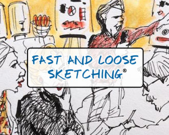 Fast and Loose Sketching