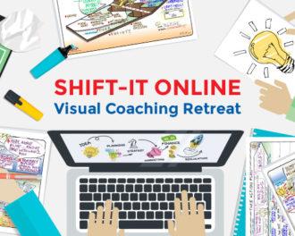 SHIFT IT Online, Visual Coaching Retreat, September 10-12 2021