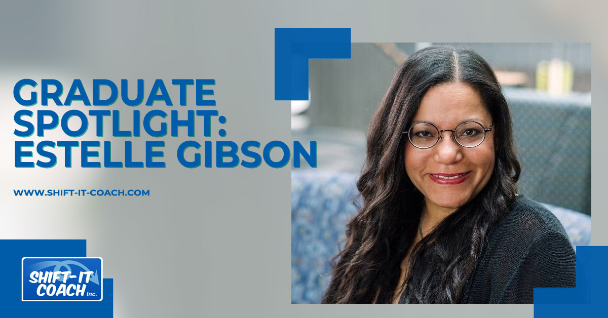 Estelle Gibson, Certified Visual Coach